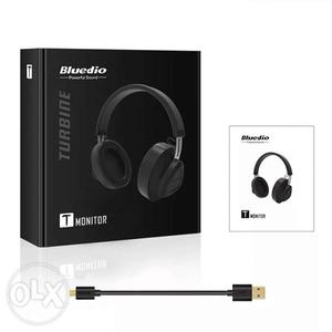 Bluedio T Monitor Bluetooth Headphone Imported
