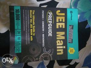 JEE Main Prep Guide , Arihant (all in one),