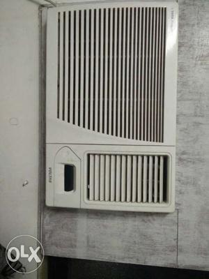 One and half year old Voltas 1.5 Ton 3 Star AC