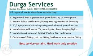 Registered Rent Agreement at your doorstep