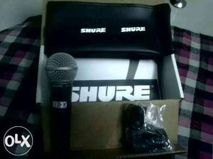 Shure Wireless Microphone MS58-LD With Box
