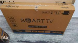 Sony 43 inch smart 4k led TV with one year replacement