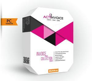 Actiinvoice - GST Invoice & Billing software for PC Rajkot