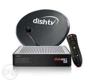 Dish tv has a 60 to 70 tamil channels provided in