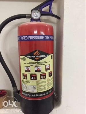 Fire extinguisher for office,home or shop