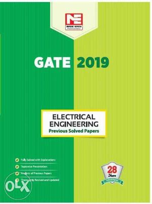 Gate  Electrical Engineering total set 21 books urgently