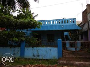 2 BHK single independent house with car parking