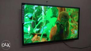 32 inch brand new Black Sony Flat Screen led TV