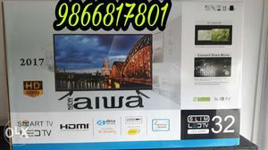 32 smart aiwa led full hd 4k resulation p