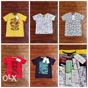 Export quality kids wear sizes available