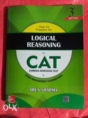 Logical reasoning by Arun Sharma 3rd edition