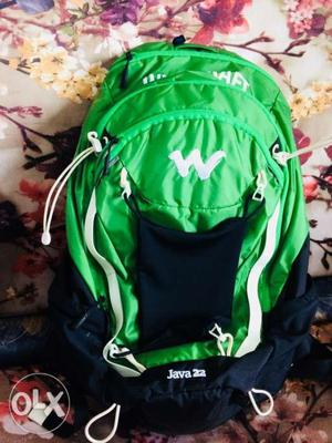 Wildcraft bagpack for college very good bag in