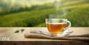 100% natural green tea..hand made. 100gm