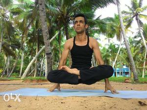 Advanced Yoga Fitness Training at Your Home. My