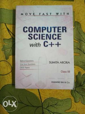 Computer Science With C++ Book By Sumita Arora