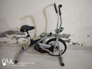 Gym cycle sale in good condition...