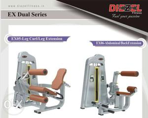 Imported gym equipment at low rate. brand new