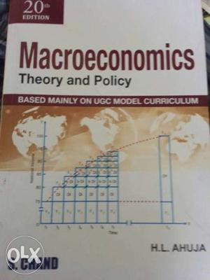 Macroeconomics Theory And Policy Book