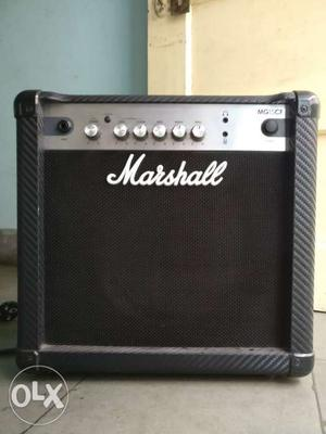 Marshall MG 15 CF AMPLIFIER with dual channel