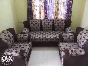 Sofa set brand new manufacturing company 3 year warranty