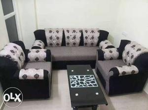 Sofa set brand new manufacturing company 3 years warranty