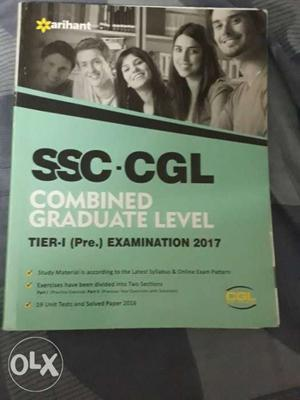 Ssc Cgl book