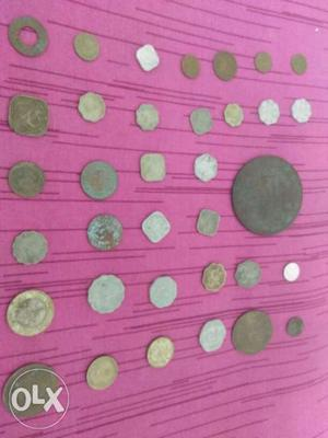 paisa coins of India's history