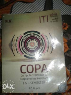 COPA ITI Computer Operator Book