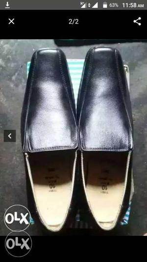I want to sell my black color office shoe which