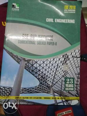 Ies master conventional civil engg
