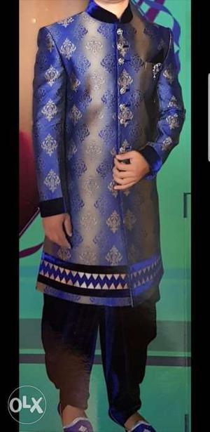 Indo western dress for men