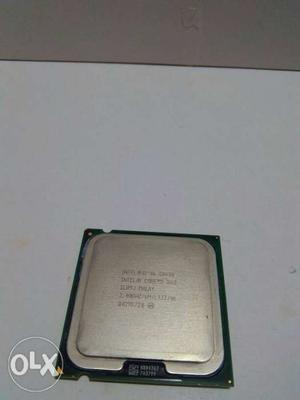 Intel core 2 duo processor E.LGA 775 socket