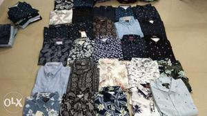 Original Branded surplus garments at wholesale