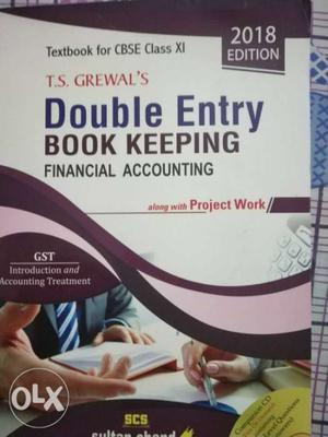 Reference books for Accounts... For class 11.
