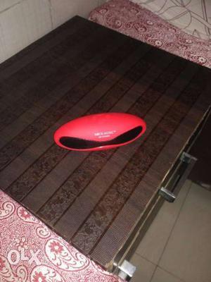 Rock music (RM-BT203FM) Bluetooth speaker...with