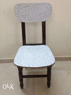 Burma Teak wood - chair (Nos 6)