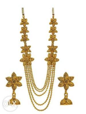 New 1 gram gold Stylish juwellery.. interested