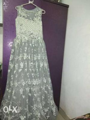 Party wear evening gown.. not used..