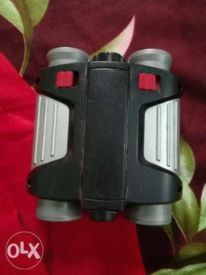 Great Binoculars With Clear Vision. Blue one is