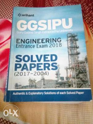 Solved papers of ipu entrance exam from  to