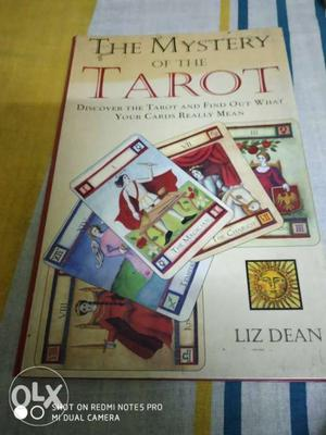 The Mystery Of The Tarot Book and about20 more books on