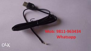 Morpho E,E2,E2 Safran Fingerprint Scanner usb data cable