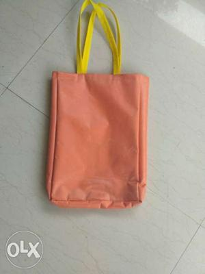 Rexine fabric bags available for sale in Jalgaon.