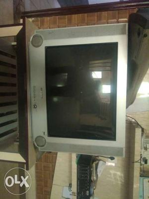 Samsung tv 12 years approax old... there is a