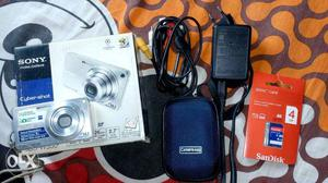 Sony DSC WMP Digital Camera 2 year old