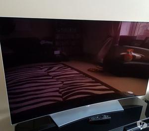 brand new original LG smart tv curve Chandigarh