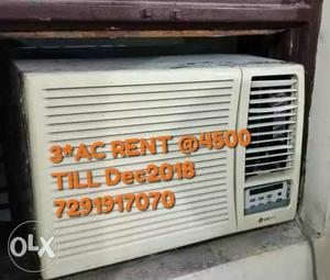 3*ac on rent in all Gurgaon