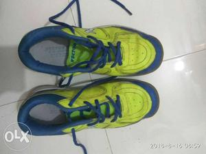 Badminton Gum Sole Shoe Uses for Year Can fit for Age 7-8Yrs