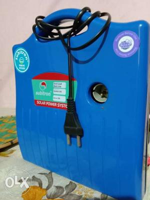 Blue Solar Power System