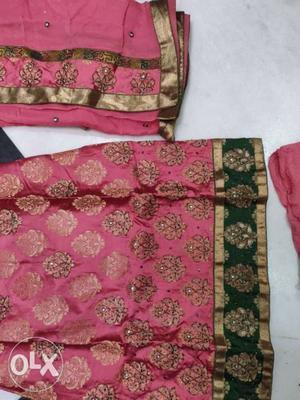 Blush Peach Salwar Suit